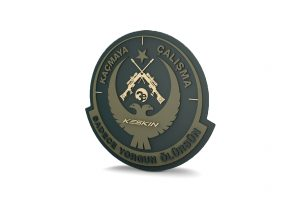 3e Eos Patch Logo Tasarımı