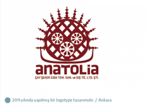 Anatolia Şeker logo tasarımı