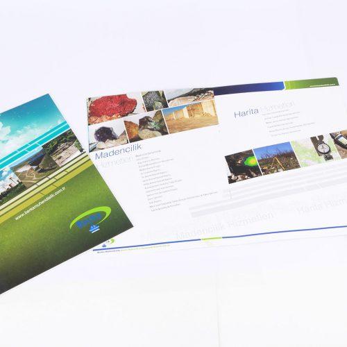Berka Mühendislik katalog tasarımı