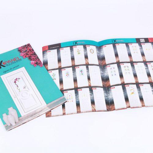 DK Panel Katalog Tasarımı