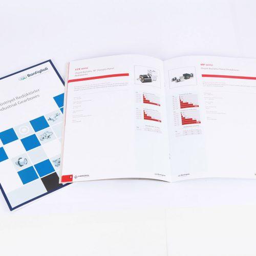 Hidropol Katalog tasarımı