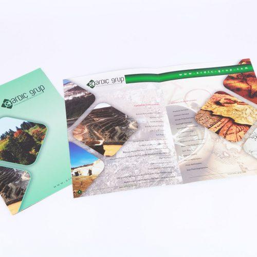 ardıç grup katalog tasarımı