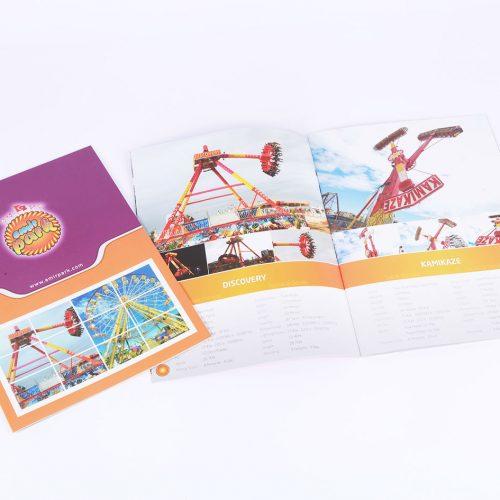 emir park katalog tasarımı