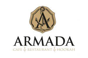 Armada Hookah Logo Tasarımı