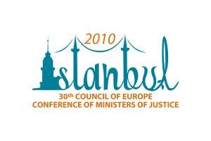 Avrupa Hukuk Toplantısı logo tasarımı