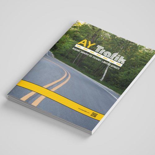 Ay Trafik Katalog Tasarımı
