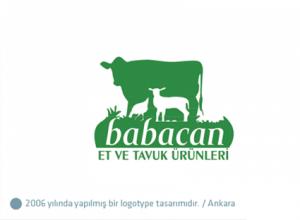 Babacan Kasabı logo tasarımı