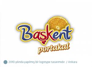 Başkent İçecek logo tasarımı
