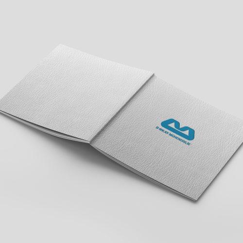Berkay Mühendislik Katalog Tasarımı