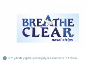 Brathe Clear logo tasarımı