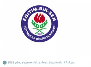 Eğitim-Bir-Sen logo tasarımı