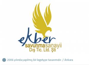 Ekber Savunma logo tasarımı