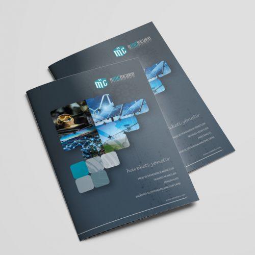 Emcekare Katalog Tasarımı