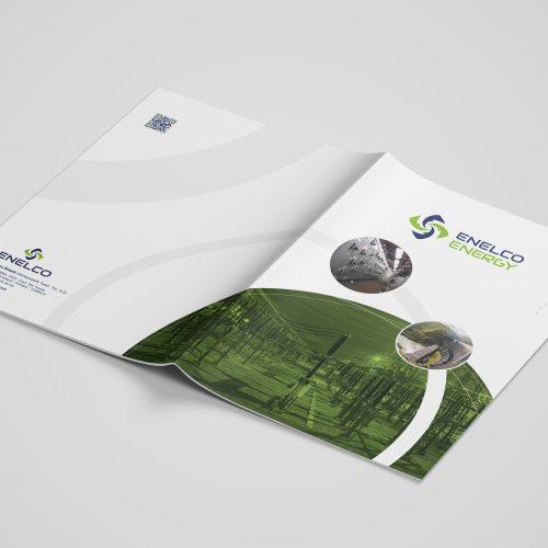 Enelco Kataloğ Tasarımı