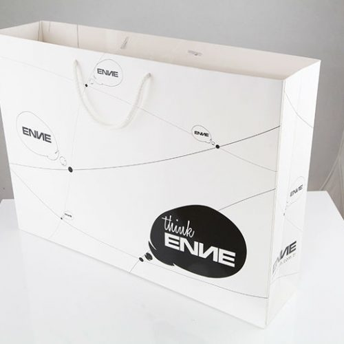 Enne Mobilya Karton Çanta tasarımı