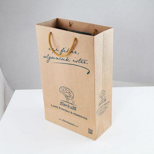 Fikriala Ajans  Karton Çanta tasarımı