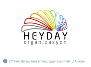 Hayday Turizm Organizasyon logo tasarımı