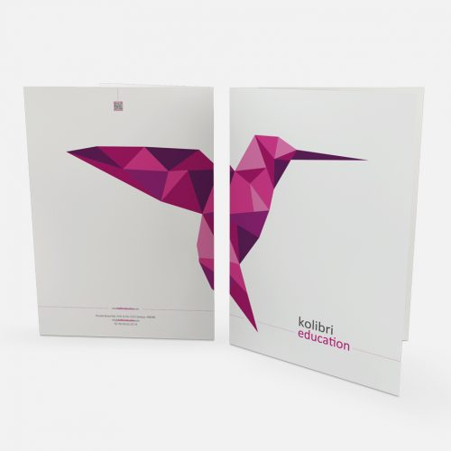 Kolibri Cepli Dosya Tasarımı