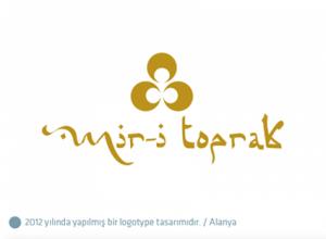 Miri Toprak logo tasarımı