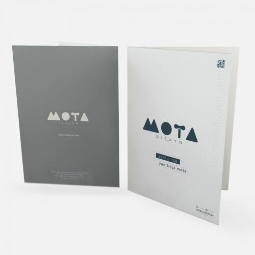 Mota Dizayn Cepli Dosya Tasarımı