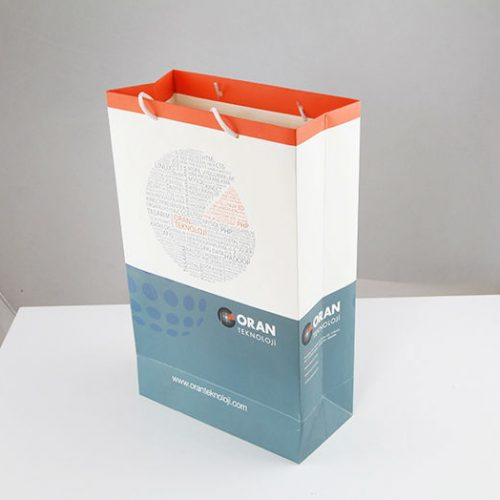 Oran Teknoloji Karton Çanta tasarımı