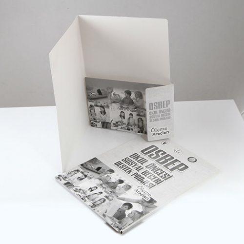 Osbep Cepli Dosya tasarımı