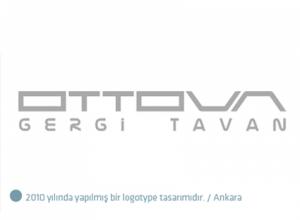 Ottova logo tasarımı