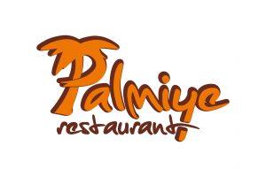 Palmiye Restaurant Logo Tasarımı