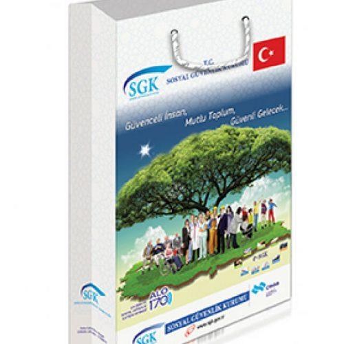 SGK Karton Çanta tasarımı