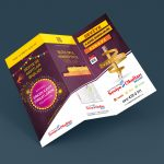 Seviye Eğitim Kurumları A4 2 Kırım Broşür Tasarımı