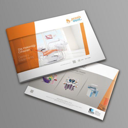 Sistem Dental Katalog Tasarımı