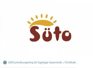 Süto logo tasarımı