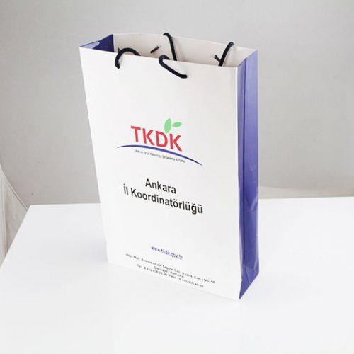 TKDK Karton Çanta tasarımı