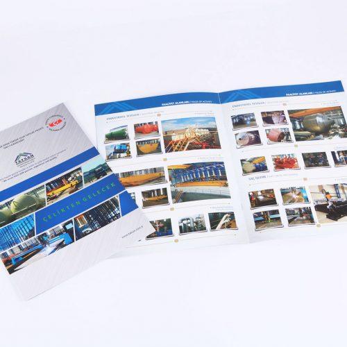 Tatsan katalog tasarımı