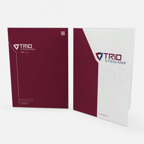 Trio Uygulama Cepli Dosya Tasarımı