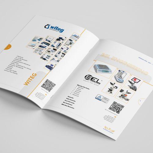 Trio Uygulama Katalog Tasarımı