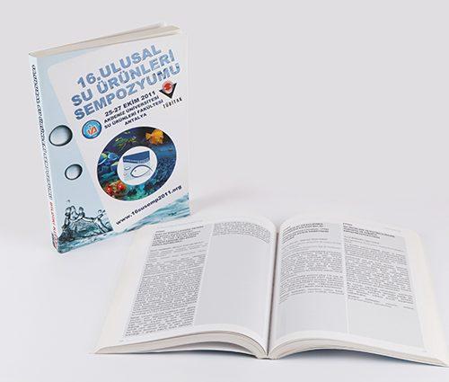 Tubitak Sempozyum Kitap Tasarımı