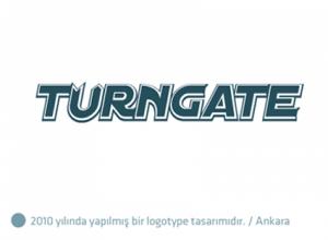 Turngate Geçis Sistemleri logo tasarımı