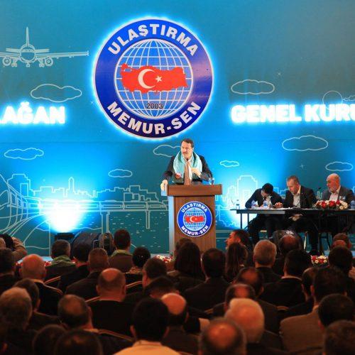 Ulaştırma Memur Sen Sahne Tasarımı Ankara Meyra Palace Hotel