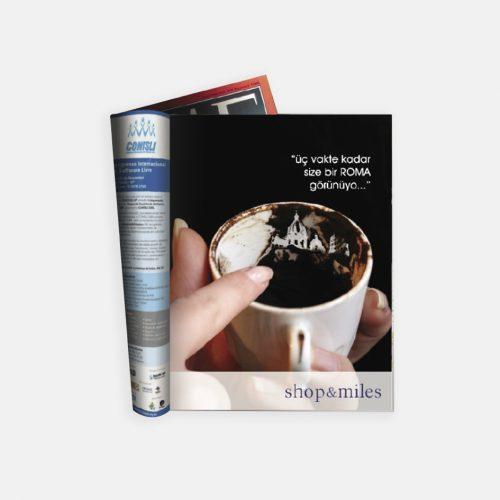 dergi reklamı tasarımı