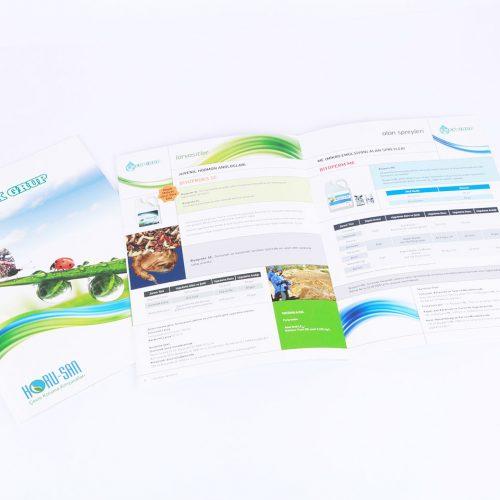 emek grup katalog tasarımı
