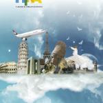 hira turizm afiş tasarımı