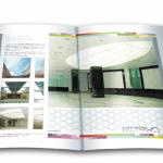 ottova gergi tavan dergi reklamı tasarımı